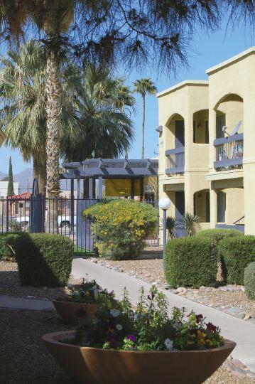 Sedona Pointe Apartments 2650 N Oracle Rd Tucson Az
