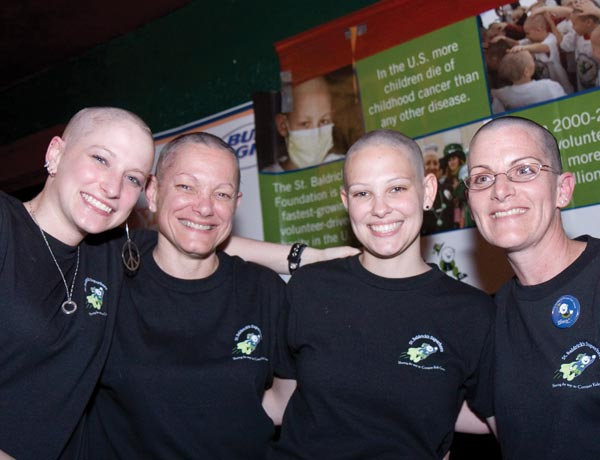 Bald is Beautiful