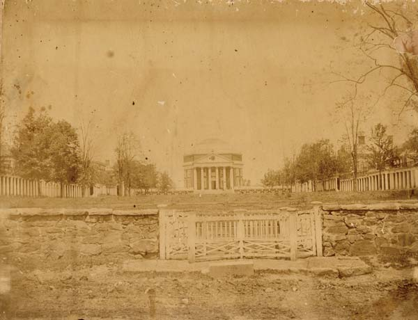 1868: First Photograph of the Rotunda