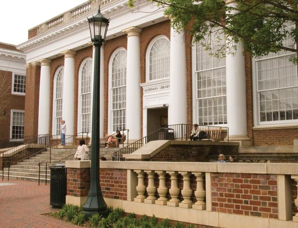 Bookmarked: Digital Collections at UVA