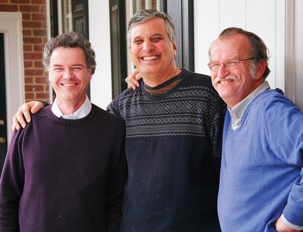 Three History Amigos