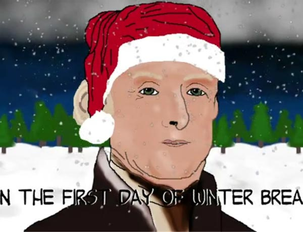 The 12 Days of Winter Break