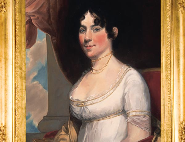 Dolley Madison Goes Digital