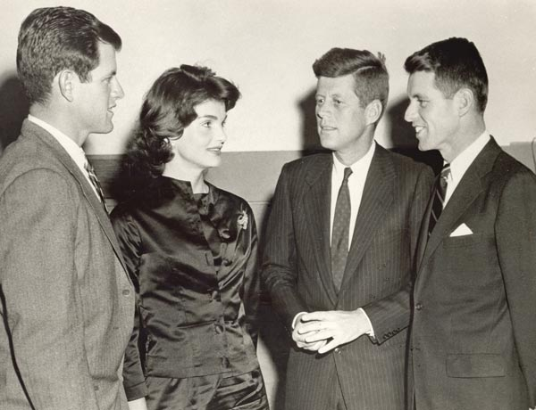 The Kennedys at Virginia