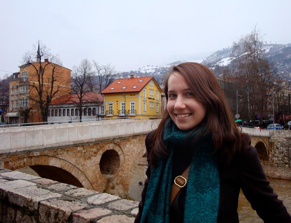 Stories from the Road: Teaching in Sarajevo