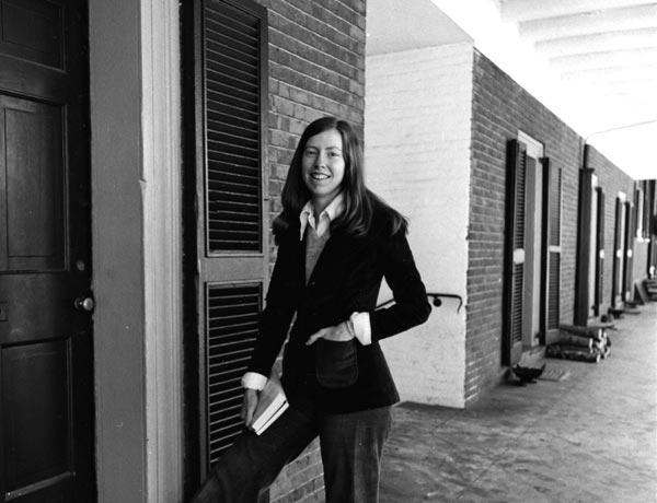 1977: Ms. Rhodes Scholar
