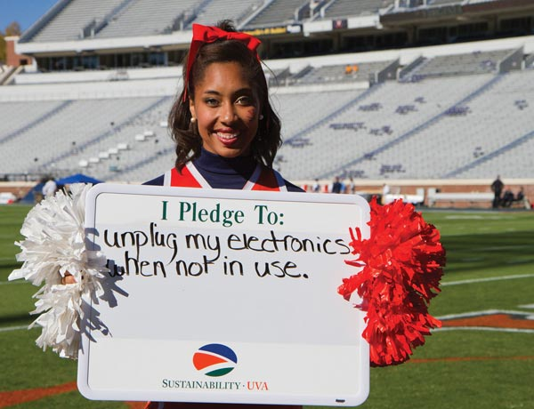 Taking the Pledge