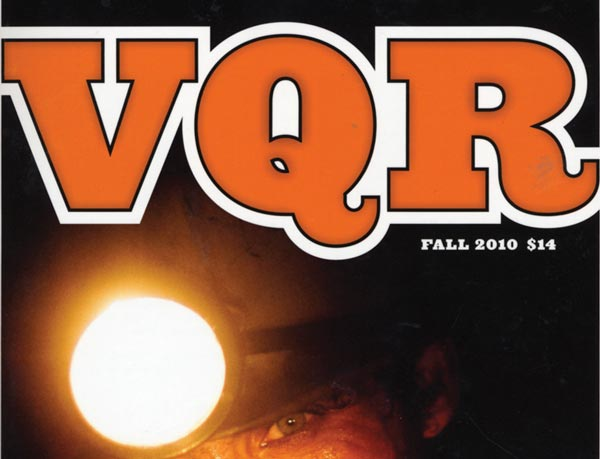Changes at VQR
