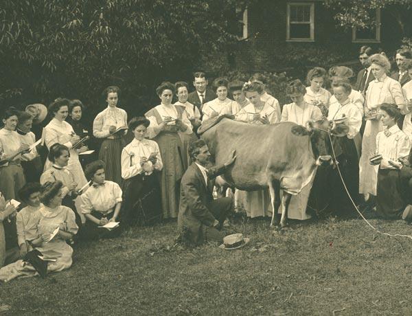Women at the University of Virginia