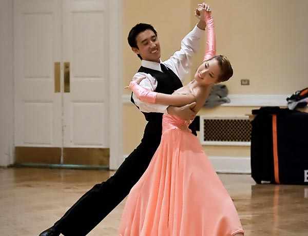 Dancing on Air: Ballroom Dance at UVA