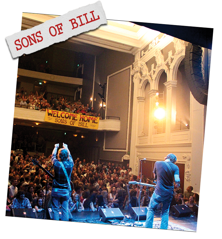 sons of bill