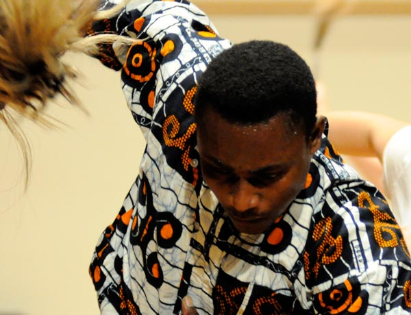 African Music and Dance at UVA
