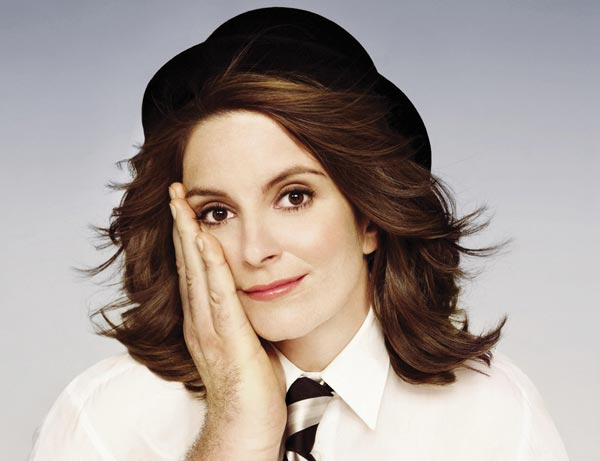 Becoming Tina Fey