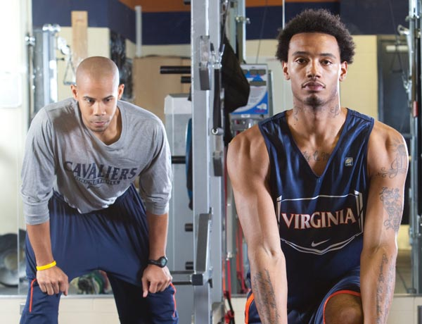 Tips for the Weekend Warrior: UVA Basketball's Mike Curtis