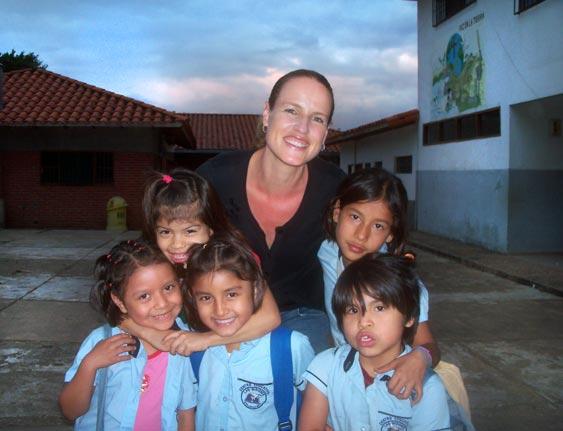 A Summer at a Bolivian Orphanage