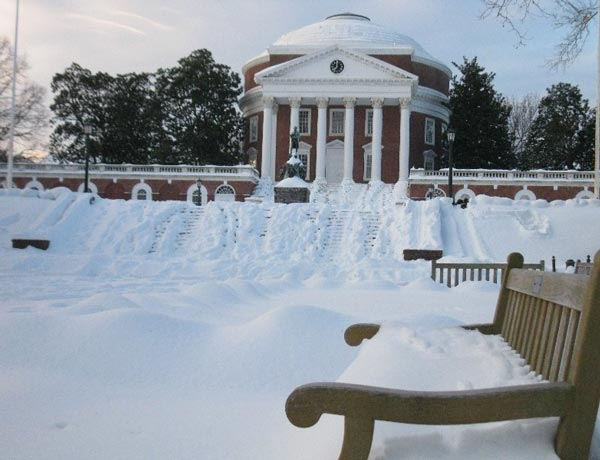 14 Reasons to Love Charlottesville in Winter