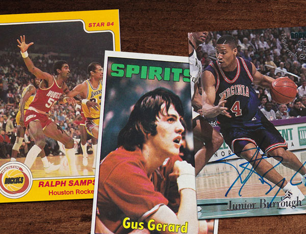 Virginia Trading Cards: Basketball Edition