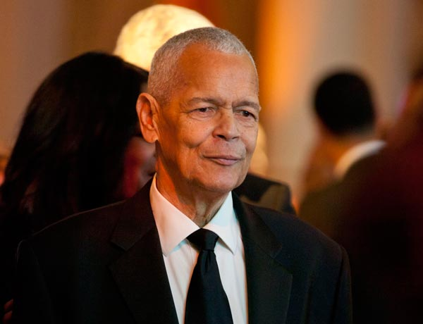 A Conversation With Julian Bond