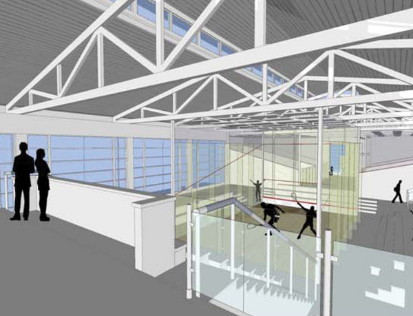 UVA Squash Teams Get a New Home