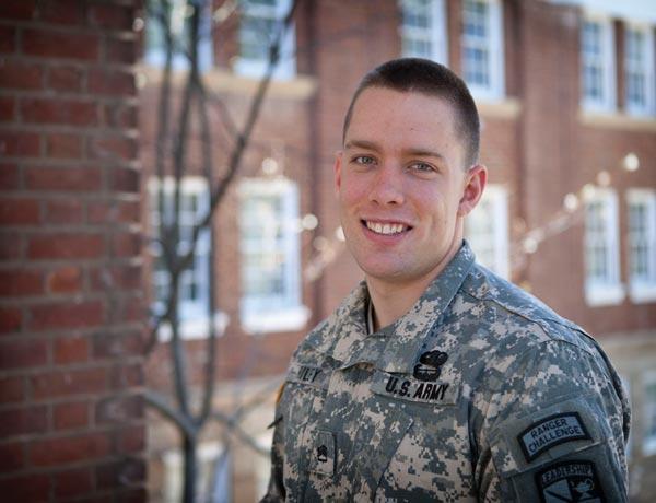 ROTC Cadet Nabs Truman Scholarship