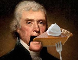 The Jefferson Thanksgiving Challenge
