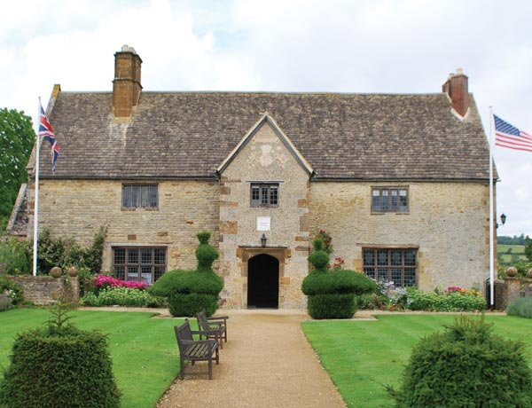 Saving Sulgrave Manor