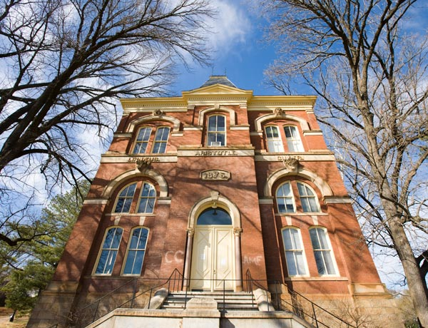 The Mystery of Brooks Hall