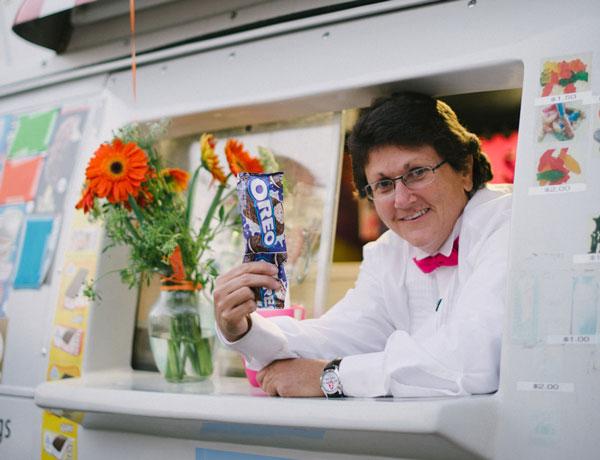 The Ice Cream Lady