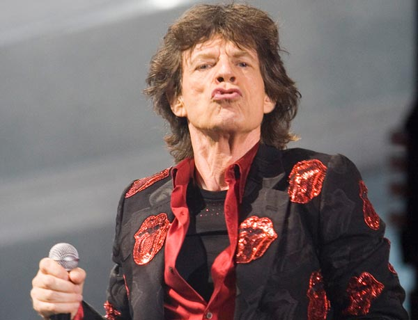 All in a Day's Work: Mick Jagger, Tina Fey and More
