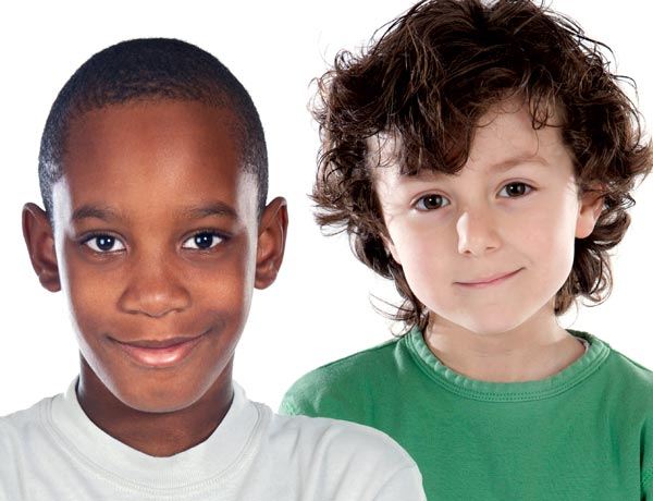 Tracking Racial Bias in Children