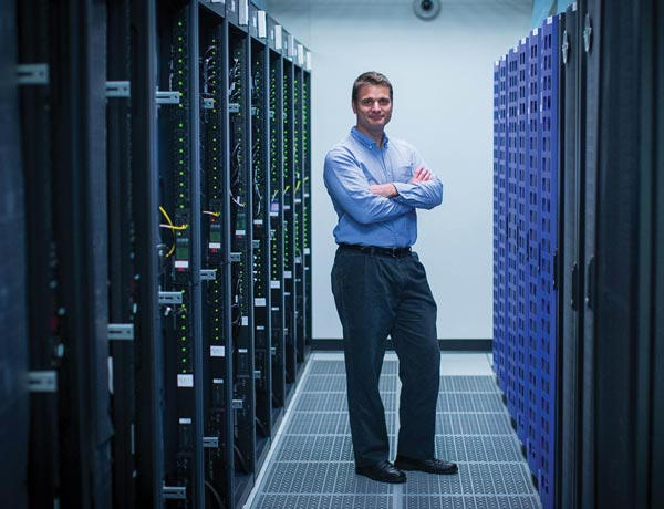 Computer cluster opens new research possibilities