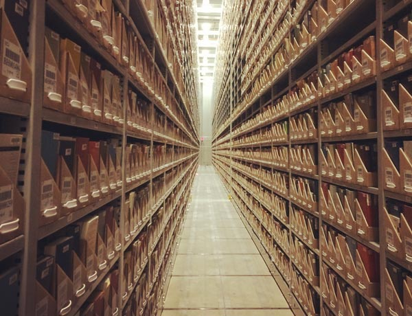 Inside UVA's Ivy Stacks