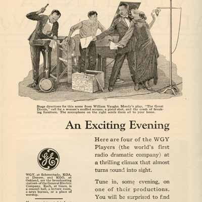 An Exciting Evening, 1925