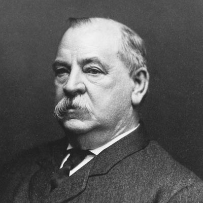 Grover Cleveland