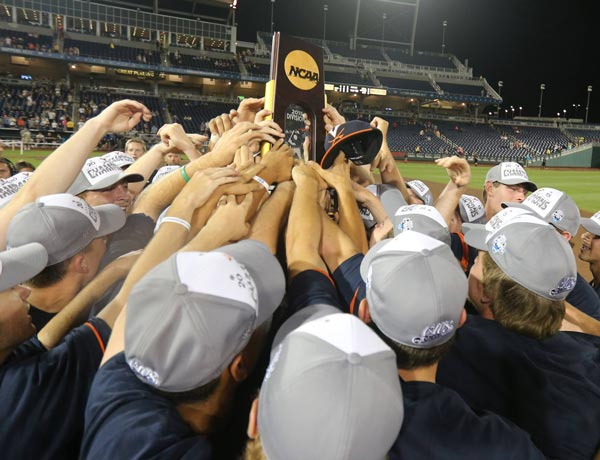 Virginia Wins College World Series