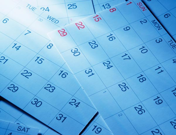 The History of Calendars