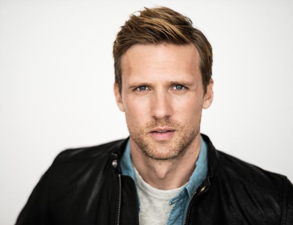 The Many Roles of Teddy Sears
