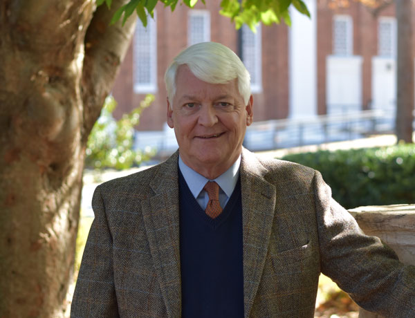 Faulders to retire as UVA Alumni Association President