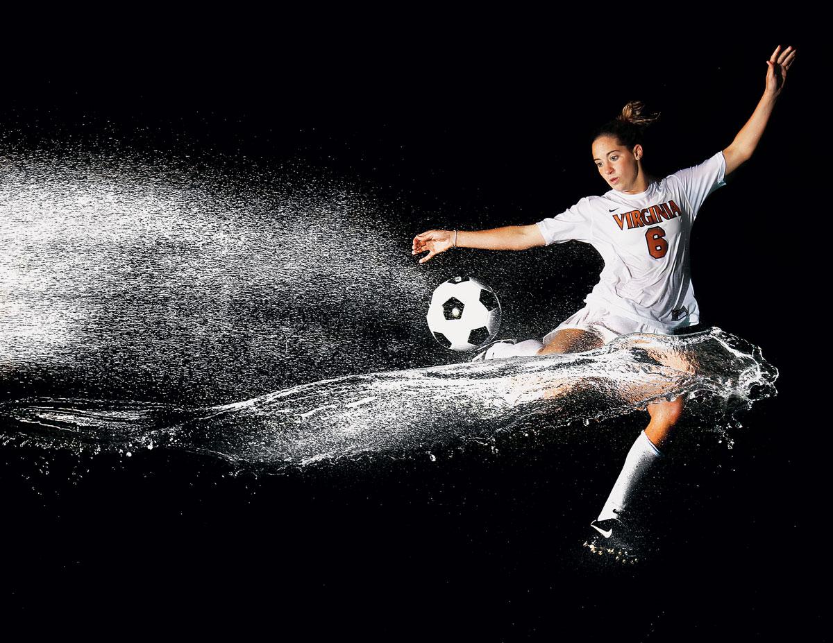 Sports Photography At Cmu: VIRGINIA Magazine