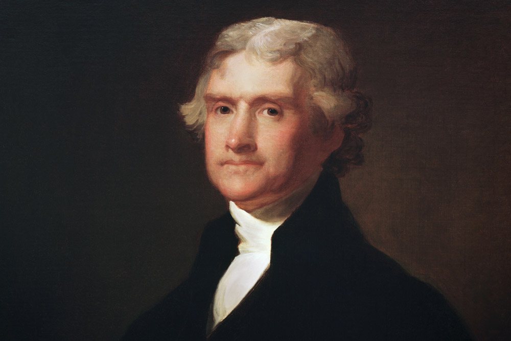 Thomas Jefferson |