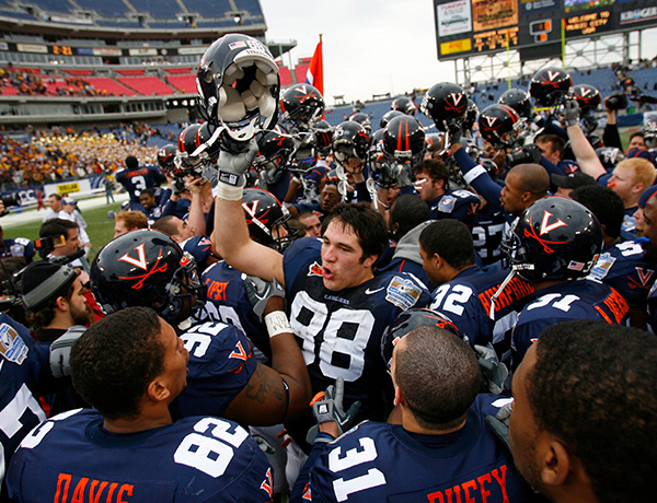Memorable UVA Bowl Games