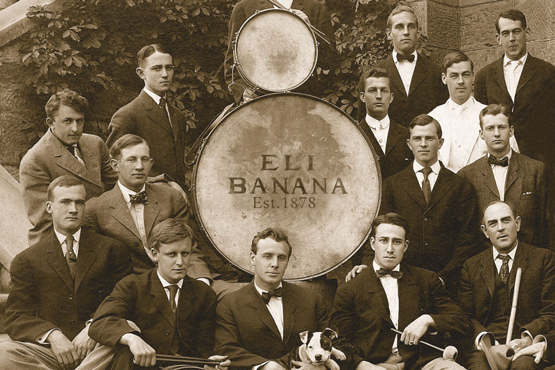 Contemporary members of the Mystic Order of Eli Banana