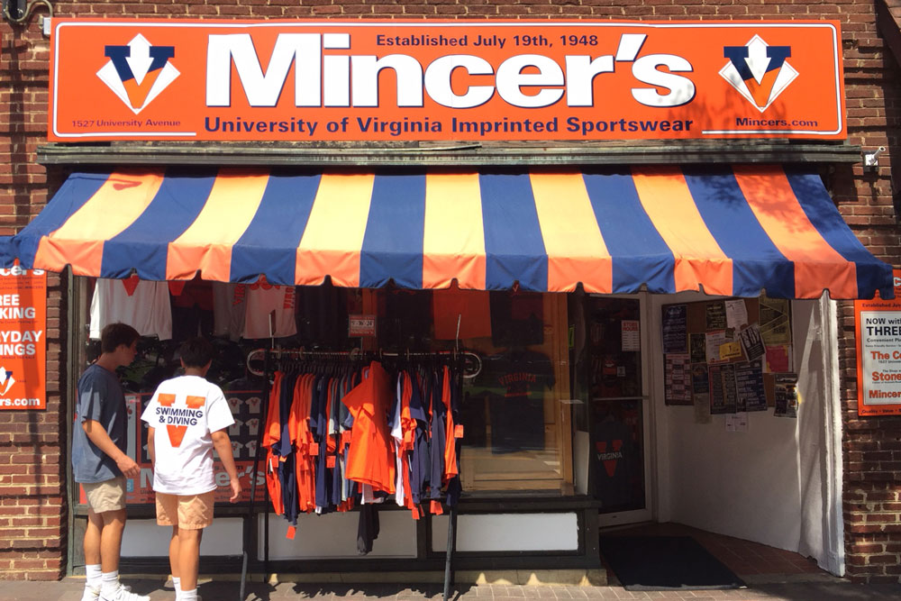 Mincer's store on the Corner