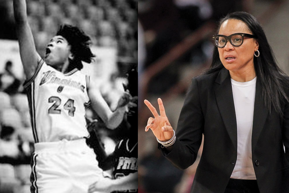 Dawn Staley (Col '92)