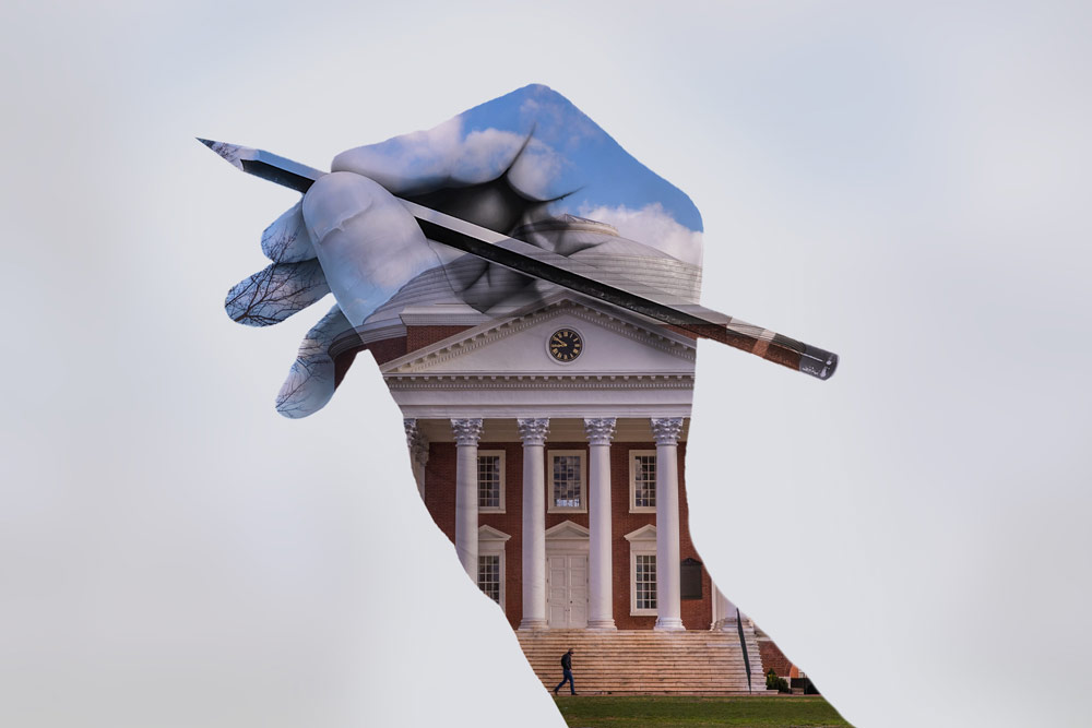 How to Write Your Way into UVA
