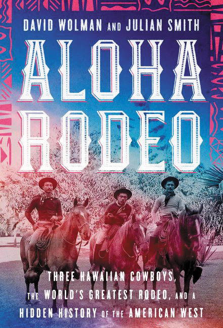 Book cover of Aloha Rodeo