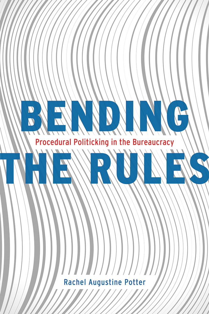 Book cover of Bending the Rules
