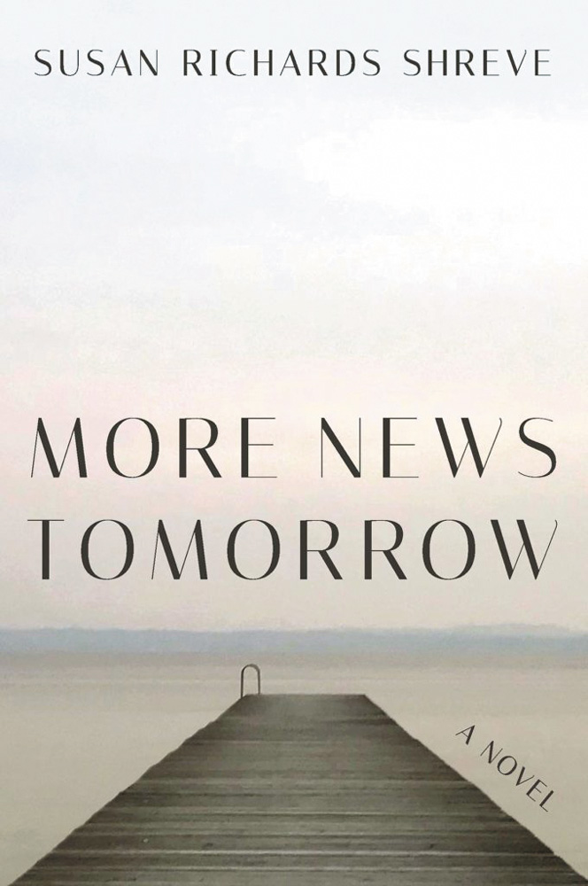 Book cover of More News Tomorrow