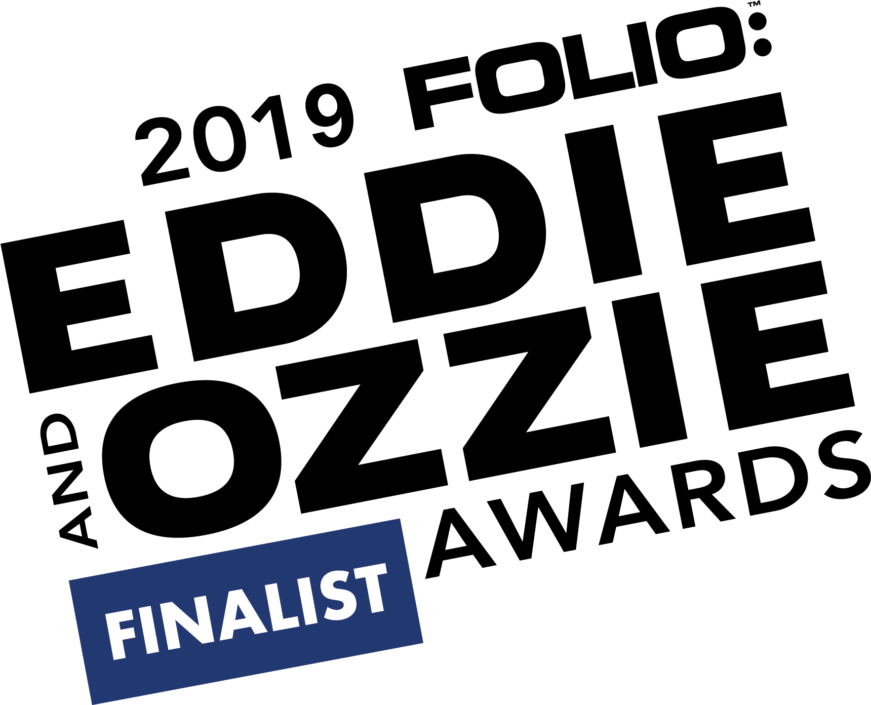 2019 Folio: Eddie and Ozzie Awards Finalist logo