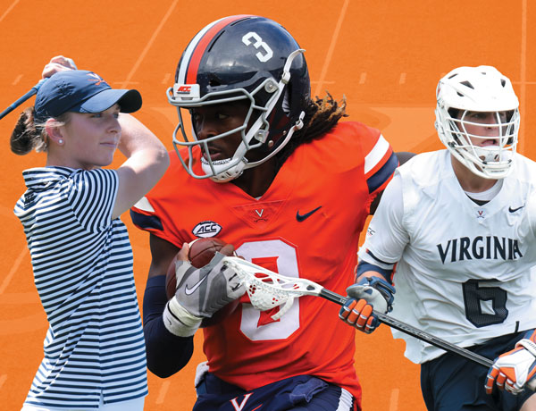 After two national championships, what's next for UVA sports?